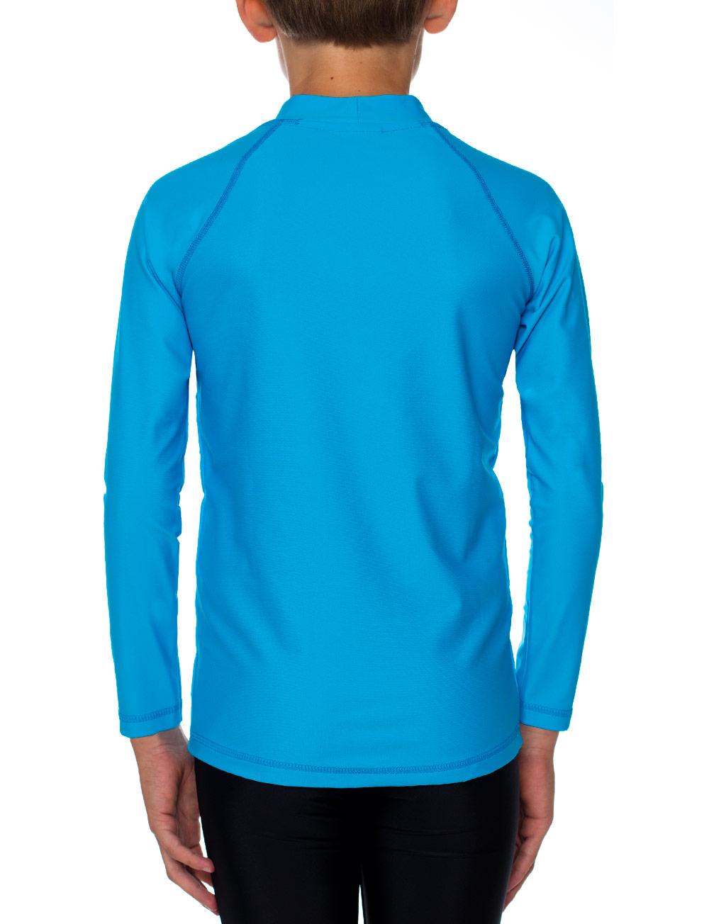 UV-Shirt für Kinder langarm (Größe 116 - 170) | UV-Schutz ...