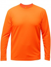 UV Shirt Herren Outdoor Rundhals langarm