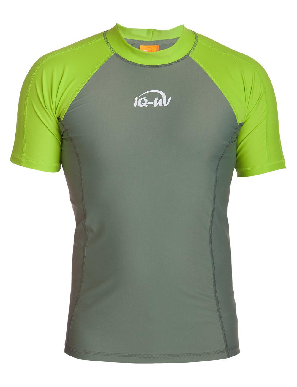 IQ-UV Herren UV-Shirt enganliegend   Wassersport   UPF 300+   IQ UV 037cc3ca26